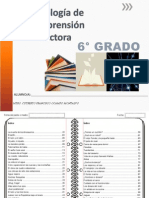 Antologia de Comprension Lectora 2012-2013