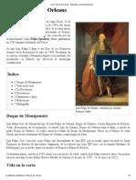 Luis Felipe II de Orleans