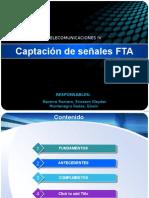 Captación de señales FTA