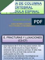 Fractura Columna