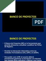 Que Es El Bco Proyectos