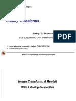 Unitary Transformation