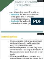 2.2 Evaluating Economic Performance