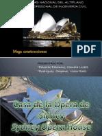 Presentacion Sidney Opera House