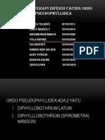 Ordo Pseudophyllidea