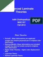 Advanced PlateTheory
