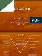 EL CANCER Diapositivas