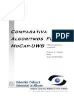 Comparativa Algoritmos Fusion