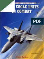 Osprey Combat Aircraft 53 - F-15C Eagle Units in Combat