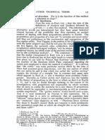 Analysis and Synthesis (Euclid's Elements, Thomas Heath, Ed)