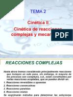 Tema 2 - Cinetica II - Qmc 301