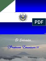 El Salvador Extraordinaire