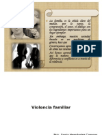 Diapositivas en Power Maestria Violencia Fam