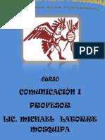TRABAJO DE COMUNICACIÓN I