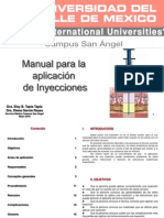 Manual de Inyectologia