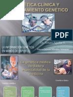 Genética clínica y asesoramiento genético