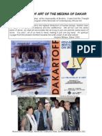 2002 Triangle of Art Festival of the Medina of Dakar