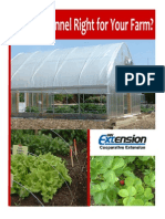 High Tunnels for Farms Final Version