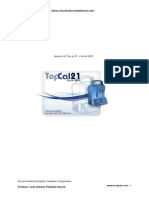 Manual Topcal21 EPS