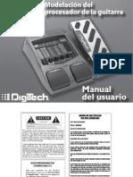 Rp 250 Manual Spanish