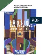 2007 Genetic Erosion and Biodiversity