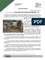 23/09/13 Germán Tenorio Vasconcelos un Hogar Libre de Larvas Es Un Oaxaca Sin Dengue, Gtv