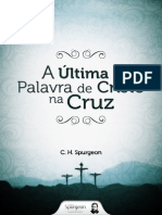 eBook Ultima Palavra Cristo Cruz Spurgeon