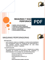 MAQUINAS Y ESQUIPOS DE PERFORACION.pptx