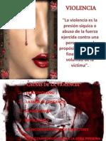 PONENCIA VIOLENCIA