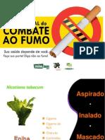 Dia Mundial Contra o Fumo Sala de Espera