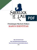 Petualangan Sherlock Holmes - Kasus Identitas