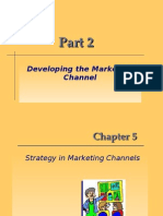 Developing the Marketing Channel