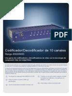 10 Channel Encoder Decoder Datasheet A4 Spanish (1)