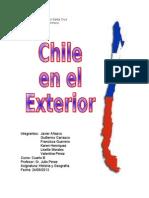 Chile en El Exterior, Historia