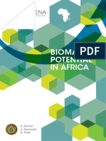 IRENA-DBFZ_Biomass Potential in Africa