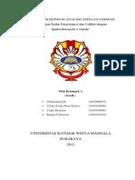 110622888 Penetapan Kadar Paracetamol Coffein Secara Spektofotometri Metode Lamda Ganda