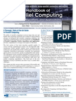 Handbook Parallel Computing