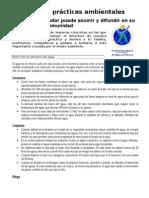 Manual de prácticas ambientales 1
