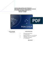 Mercosur Seccion F