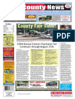 Charlevoix County News - August 22, 2013