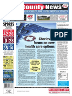Charlevoix County News - September 12, 2013