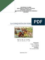 La Conquista de Venezuela Freddy Piñerua