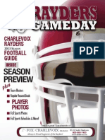 Charlevoix Game Day 2013