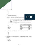 Ensayo de PSU Matemática 75 preg.