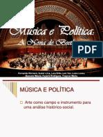 A Nona Sinfonia de Beethoven