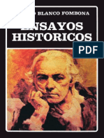 Blanco Fombona Ensayos_historicos