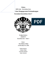 Paper Karawitan Jawa