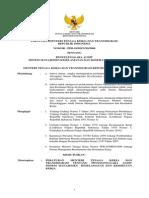 Permenaker No. 18 Tahun 2008 Tentang Penyelenggara Audit Sistem Manajemen K3