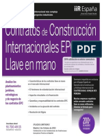 Contratos EPC Llave en Mano