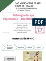 Elizabeth Correa Eje Hipotalamo-Hipofisis-Ovario